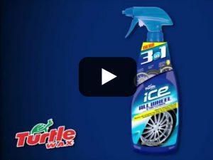 Cara Pakai Turtle Wax ICE Wheel and Tire Cleaner T-463