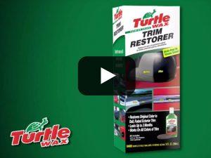 Cara Pakai Turtle Wax Trim Restorer T-125