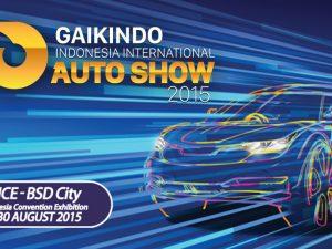 Gaikindo Indonesia International Auto Show 2015 (GIIAS)