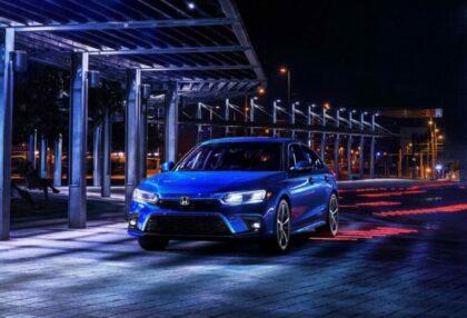 All New Civic Sedan Generasi Ke-11 Hadir Dengan Desain dan Teknologi Mutakhir