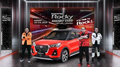 Resmi, Daihatsu Akhirnya Luncurkan Daihatsu Rocky di Tanah Air
