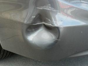 DR OTO TIPS: Cara Memperbaiki Bumper Penyok.