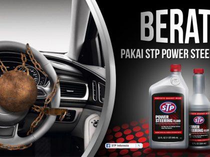 DR OTO TIPS: Steer Berat Pakai Pelumas Khusus Untuk Power Steering