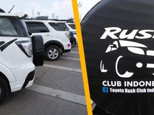 Jambore Nasional & Anniversary 2nd Toyota Rush Club Indonesia.