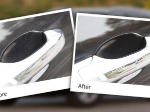 Cara Jitu Menghilangkan Baret di Mobil